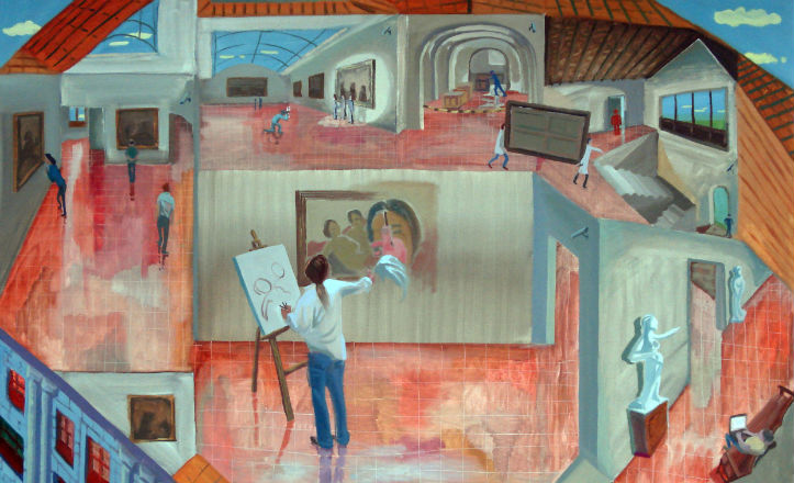 Exposición de Cristóbal Quintero en la Galería Birimbao