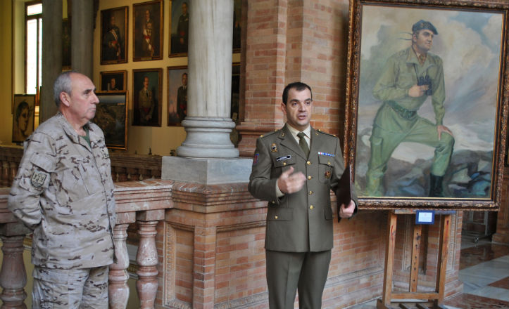 Exposición Premios Ejército