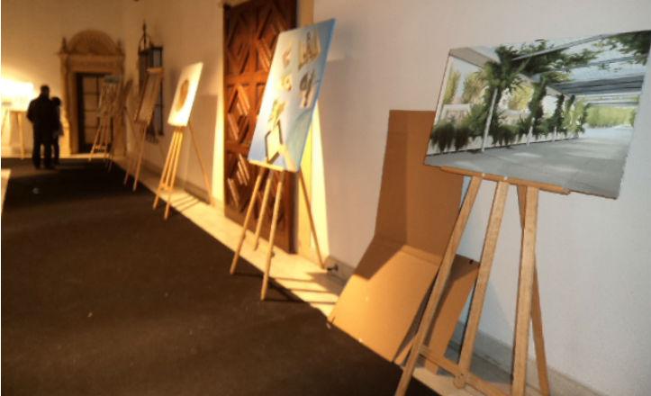 Exposición de Alfonso Grosso