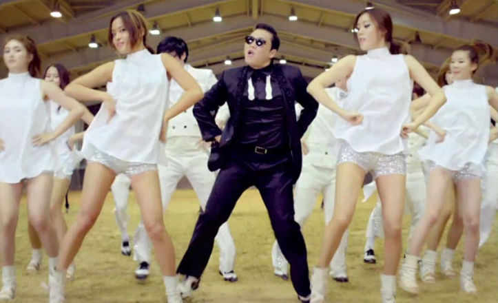 Gran fiesta Gangnam Style