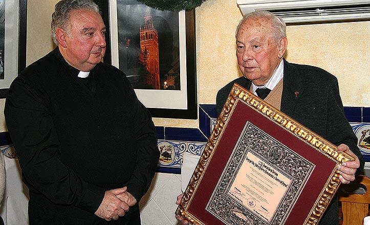 Giovanni Lanzafame y Antonio Fernández.