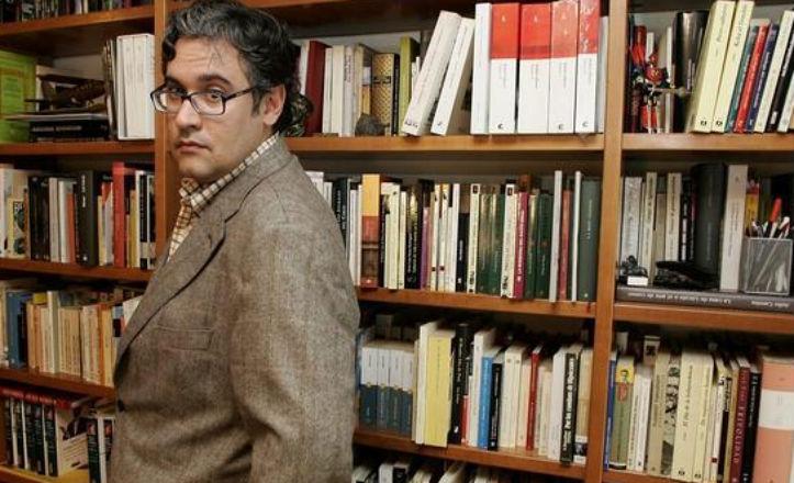 Juan Manuel de Prada, en el Aula de Cultura de ABC