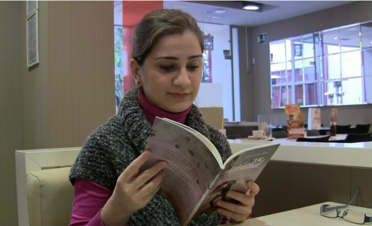 Rocío Rivero, escritora de «Empleate con actitud»