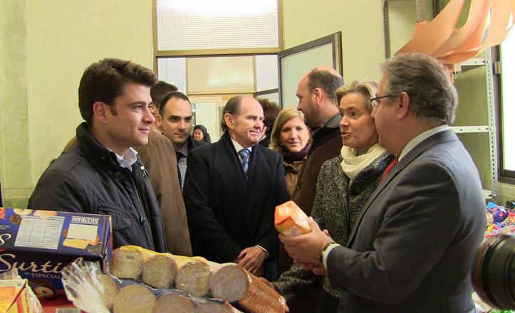 Talleres solidarios para aportar al Banco de Alimentos de Sevilla