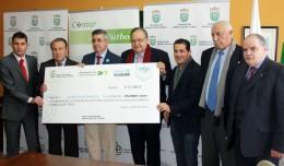 Cheque Solidario Futbol Andaluz