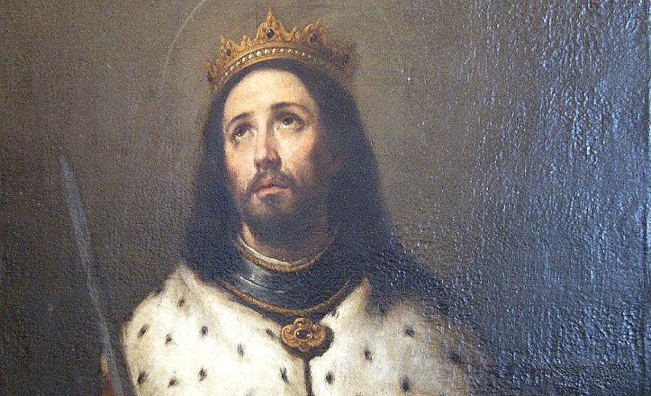 El cuadro del Rey San Fernando, en Mirar un cuadro