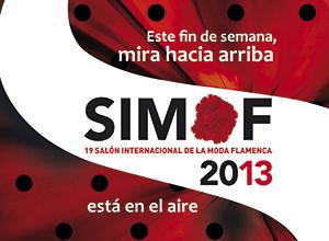 Detalle del cartel de SIMOF