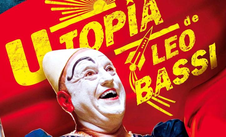 Leo Bassi, en el Teatro Quintero