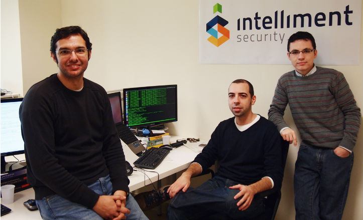 Premio Spin off - Intelliment security-B