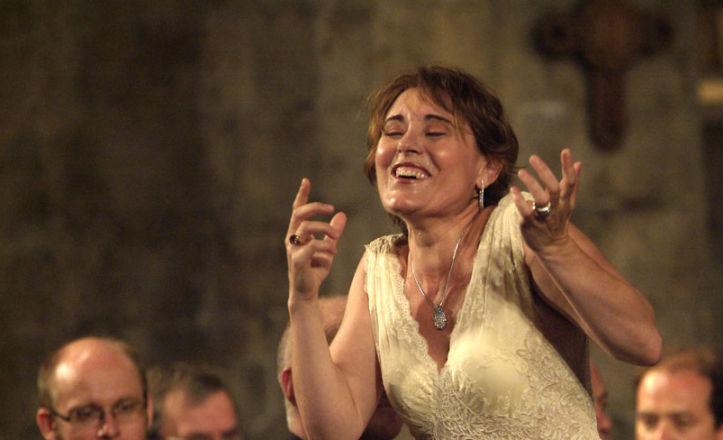 Recital de María Bayo