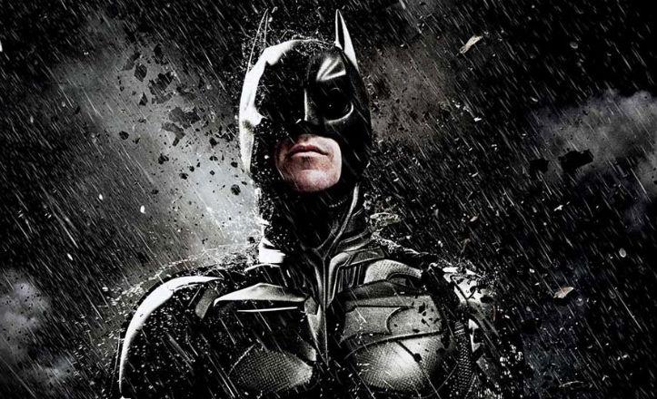 Proyección de la última entrega de Batman