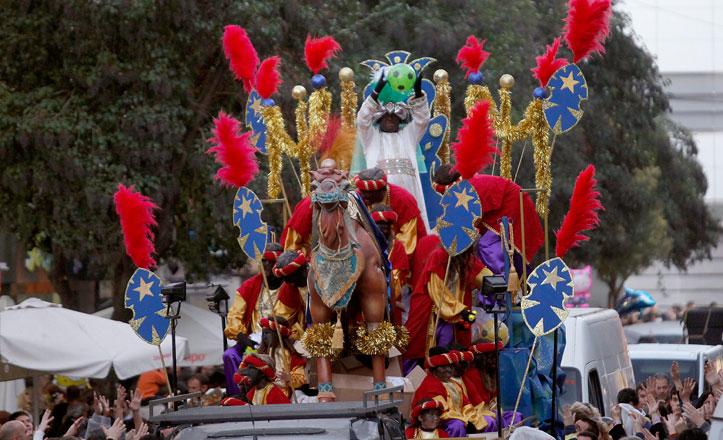 El Heraldo Real de Triana recorrerá a caballo las calles del distrito