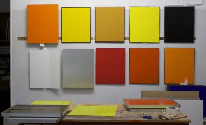 Exposición de Rodríguez Silva en La caja china