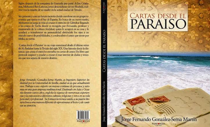 Presentación del libro Cartas desde el paraíso