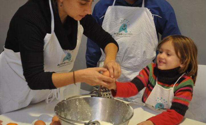 Cooking class para niños