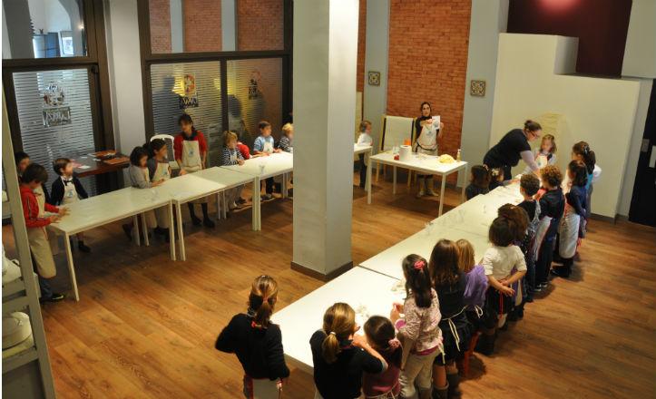 Curso de cocina en la Hostería del Prado