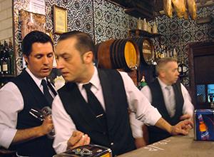 Los camareros del Rinconcillo
