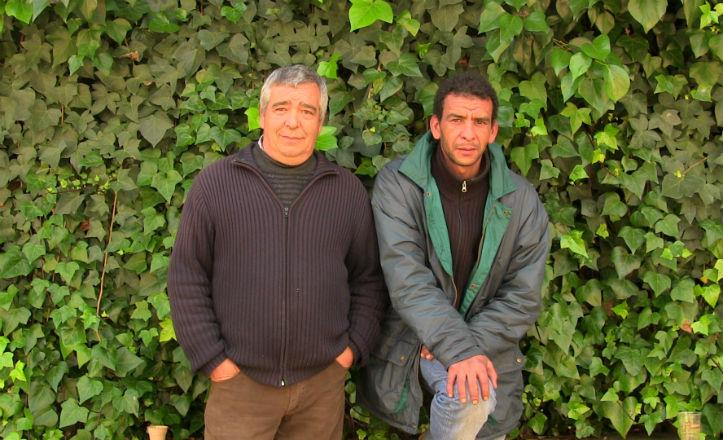 José Antonio Bazán Cumplido y El Habibe El Hany