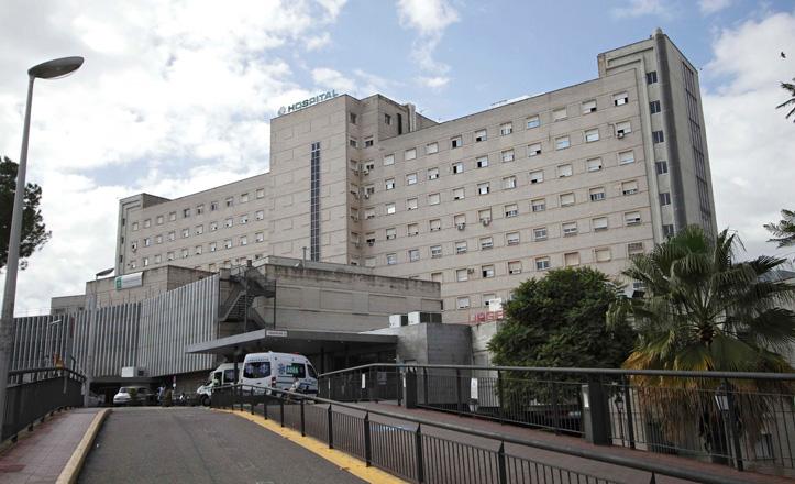 Imagen de recurso del hospital de Valme