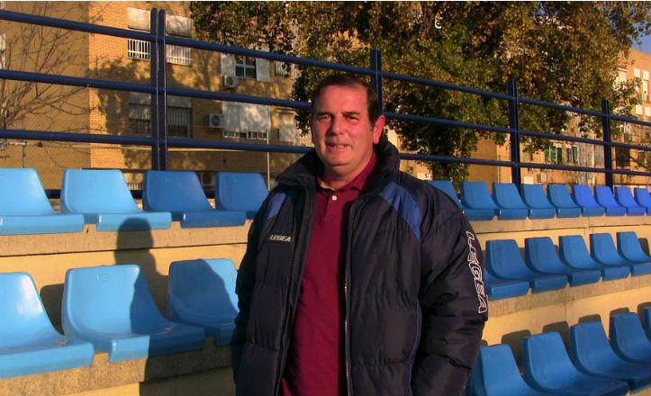 José Ramón Marañón, presidente de la Unión Deportiva La Oliva