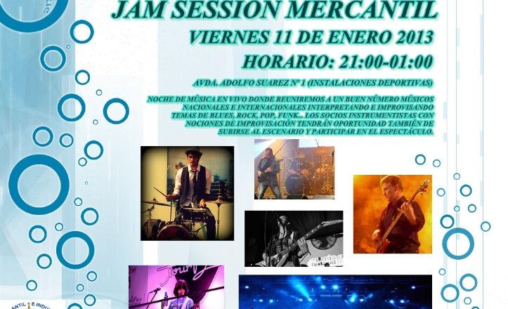 Jam Session en el Círculo Mercantil