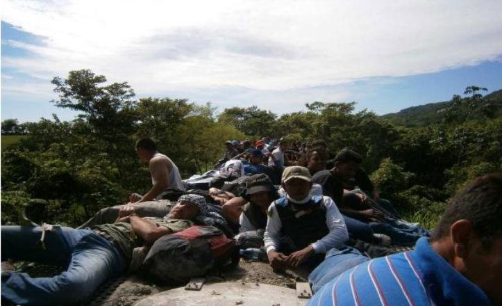 Conferencia sobre migraciones en México