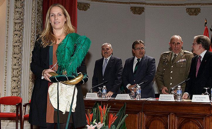 La Heraldo Real Miranda Benvenuty.