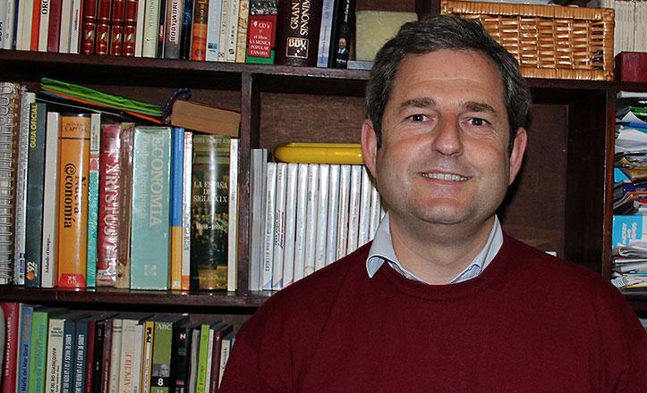 El periodista Pedro Ybarra