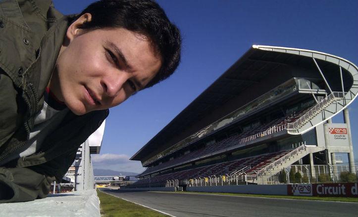 Enrique Marcellán, periodista