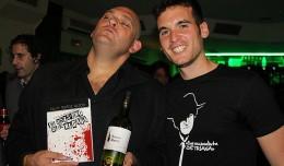 Julio Muñoz y su libro 'El asesino de la regañá'