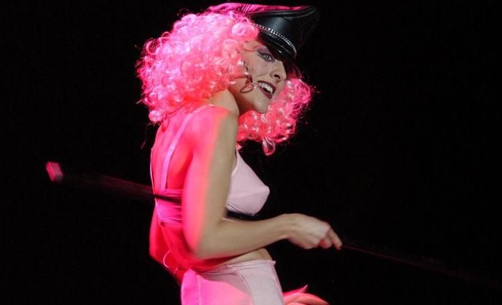 Noche de cabaret en la Sala Fanatic