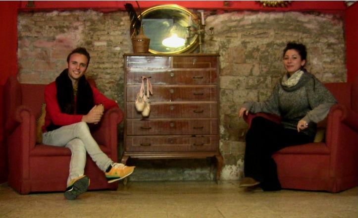 Lucas Mompo y Zahira Rey, socios del Grupo Acento
