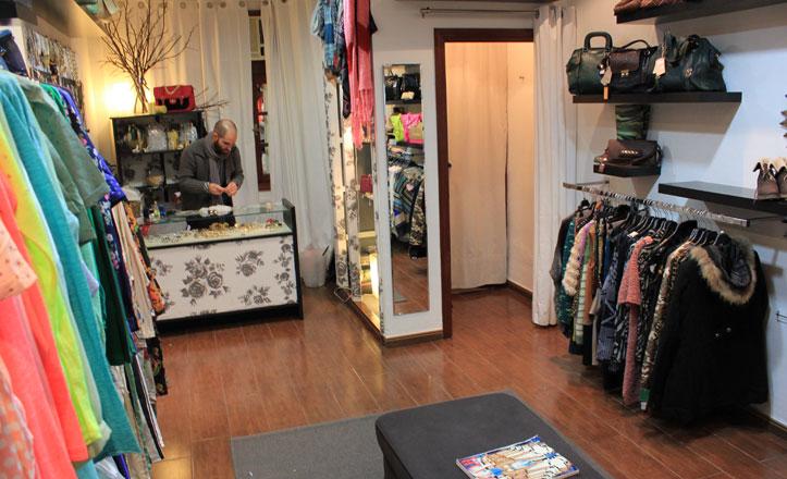 La tienda Garbo en Los Remedios combina moda a precios low cost