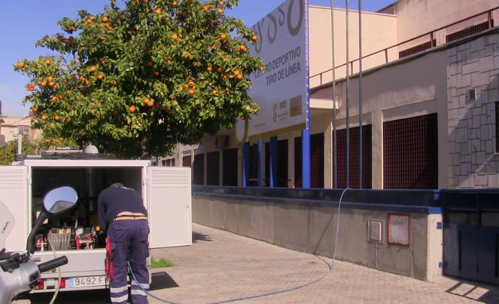 Centro Deportivo del Tiro de Línea