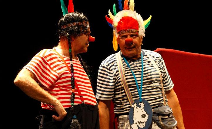 Teatro infantil en el Centro TNT