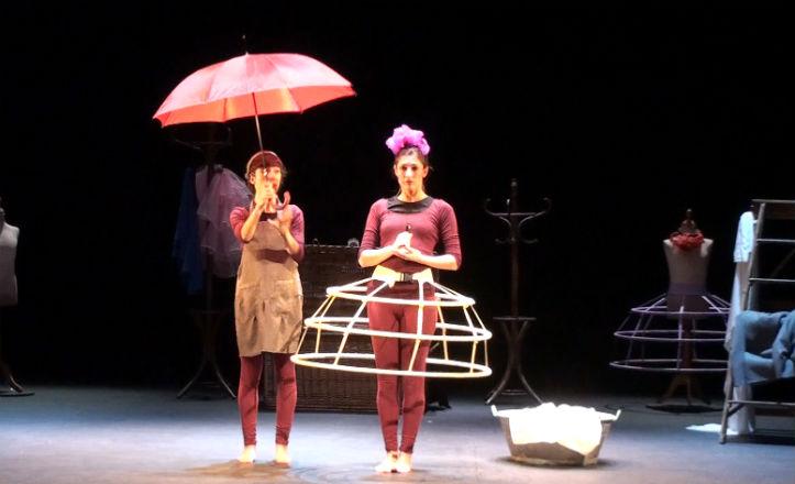 Cenicienta en el Teatro Alameda