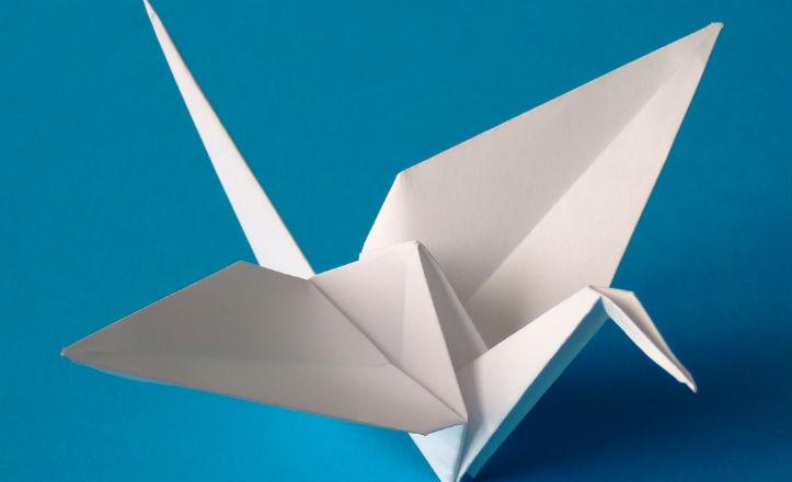 Taller infantil de Origami