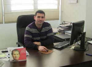 Antonio Mengual, director de la Fundación Proyecto Don Bosco