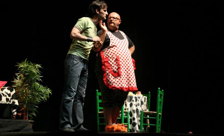 Comedia en el Teatro Quintero