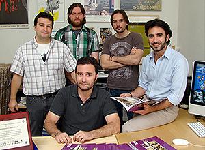 El equipo de Estudio Buenavista