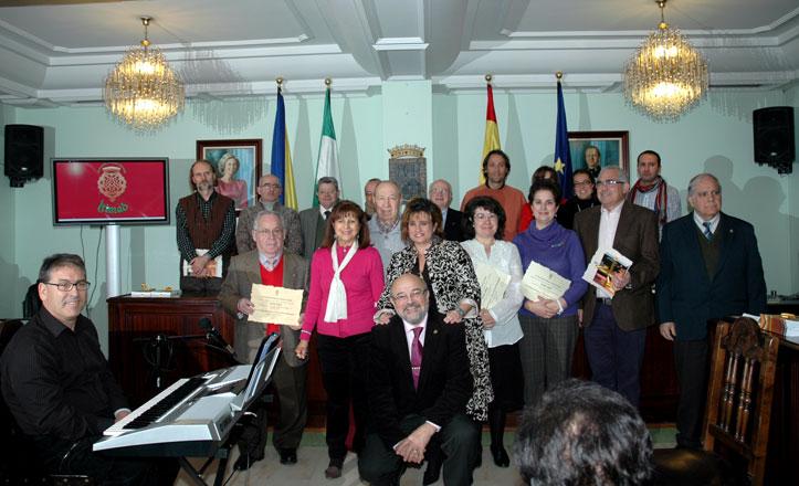 Itimad entrega los premios del Certamen Internacional de Novela Corta Giralda