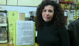 Macarena Rodríguez, madre de Carlos