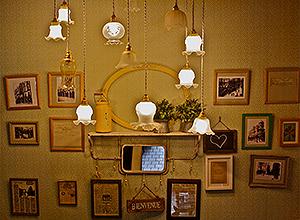 Mural del café Génova