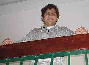 El alumno Olmo Chiara
