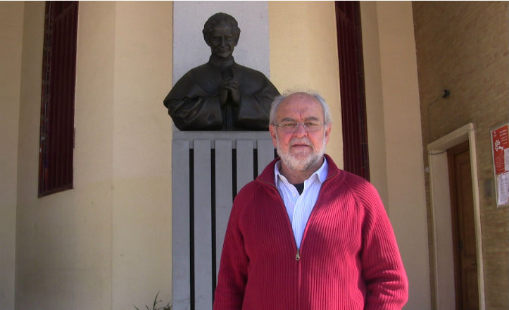 Pepe Gónzalez Rodríguez, párroco de Jesús Obrero