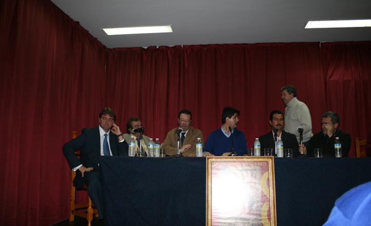 Mesa Cofrade en Club Mireste