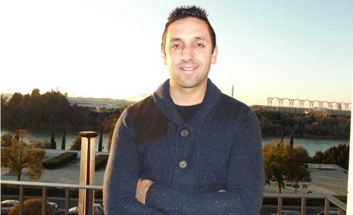 David Rodríguez, policía local
