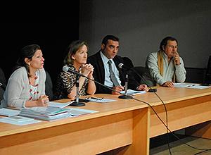 Reunión del IMD en el Distrito Norte