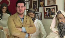 Jesús Cepeda, escultor e imaginero