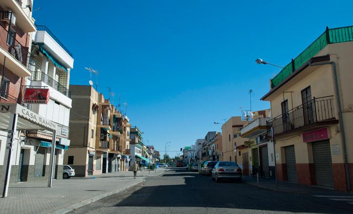 Imagen recurso de la calle Torremejía